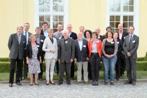 Anlässlich unserer 3. Denkwerkstatt durften wir die Stiftungsratsvorsitzende der Herbert Quandt-Stiftung, Frau Susanne Klatten als Gast begrüßen.