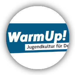 WarmUp MV Logo