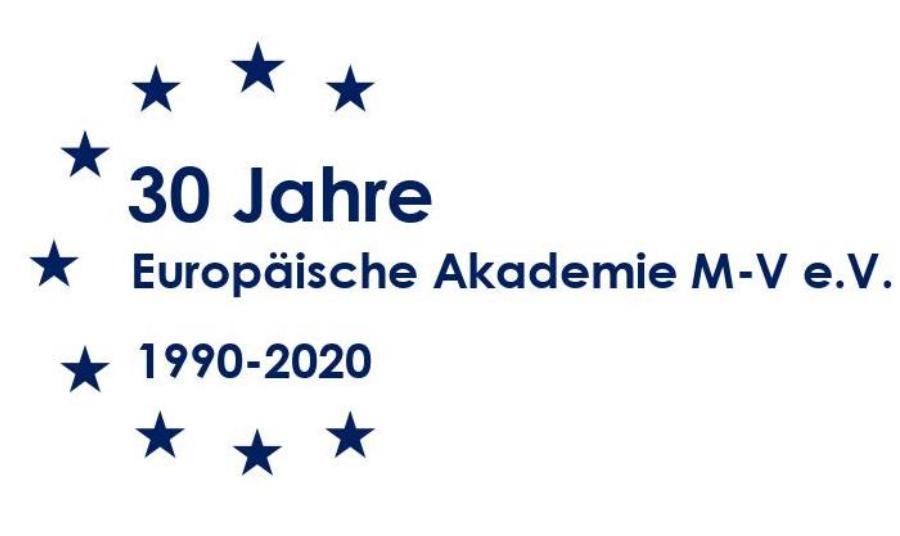 Logo Europäische Akademie M-V